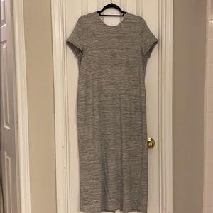 Gray Pure Jill Maxi Dress